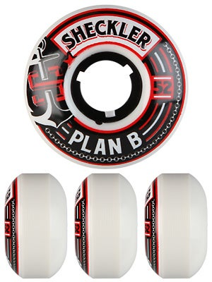 Plan B Sheckler Crest 2.0 Wheels 52mm