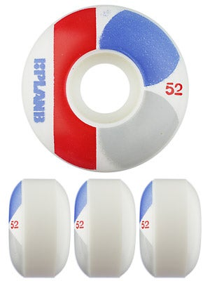 Plan B Stencil Wheels 52mm