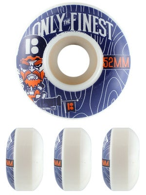 Plan B Team Pirate Wheels 52mm
