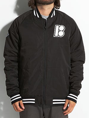 Plan B Univarsity Jacket Black SM