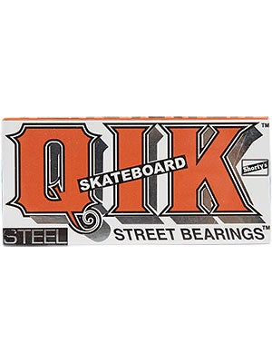 Quickies Qik Steel Street Bearings
