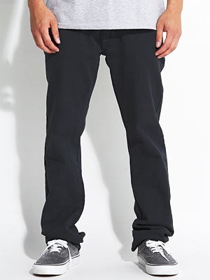 RVCA Daggers Denim Jeans Deep Navy 28