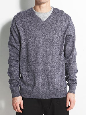 RVCA Marlin Sweater Peacoat MD