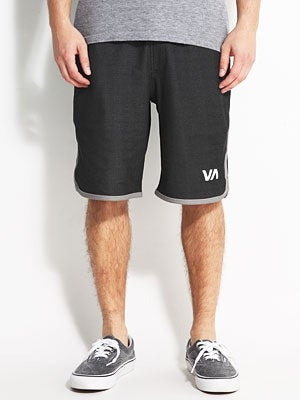 RVCA VA Sport Mesh Shorts Black XL