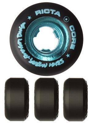 Ricta Huston All Star Black Wheels