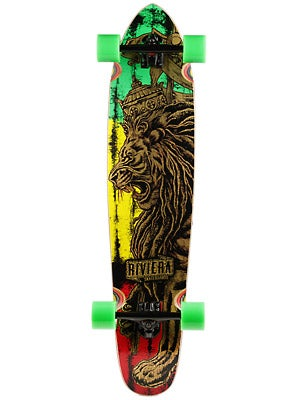 Riviera King of Kings III Bamboo Longboard  9.25 x 40