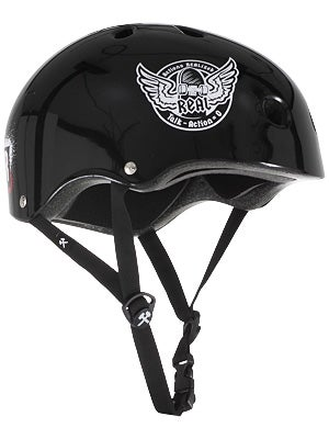 S-One Lifer CPSC Helmet  Black Real Roll Forever