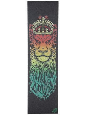 Santa Cruz Lion God Griptape by Mob
