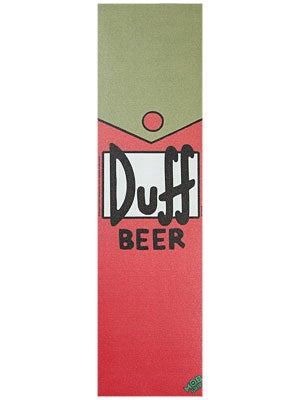 Santa Cruz Simpsons Duff Beer Griptape by Mob