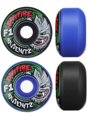Spitfire F1SB Busenitz Monster Mash Mash Up Wheels