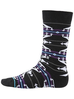 Stance Everyday Casual Chris Cole Socks  Black