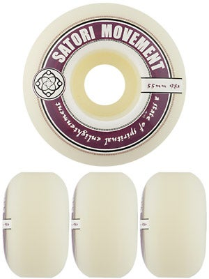 Satori Spiritual Enlightenment 98a Wheels 55mm