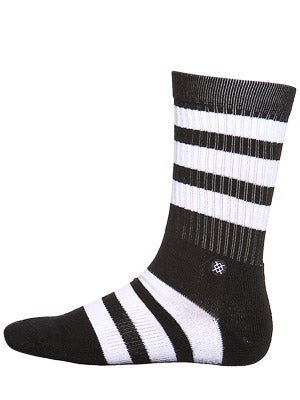 Stance Everyday Athletic Shift Socks  Black