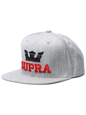 Supra Above Starter Hat Athletic Heather