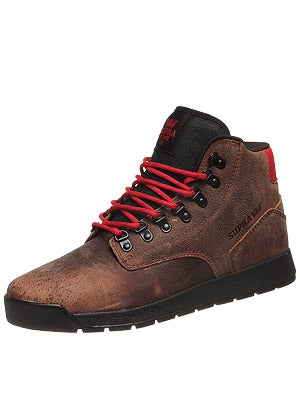 Supra Backwood Boots  Brown Waterproof