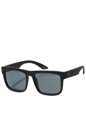 Spy Discord Matte Black/Grey Polarized