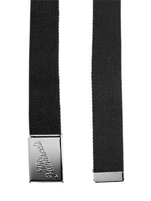 The Hundreds Tact Belt Black