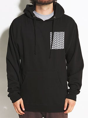Toy Machine Eyes On You Hoodie Black SM