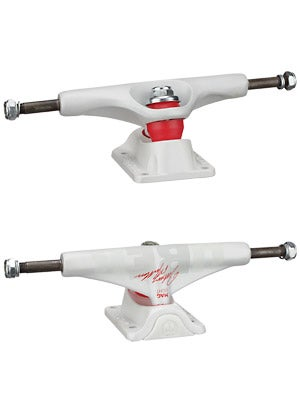 Mullen Mag Uber Light Slider Trucks White 7.75