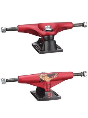 Tensor Song Mag 10 Lo Trucks Koi 7.75
