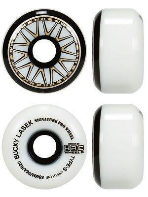 Type-S Bucky Lasek Modified 98a Wheels