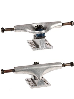 Thunder Lo 145mm Silver Axle 7.75