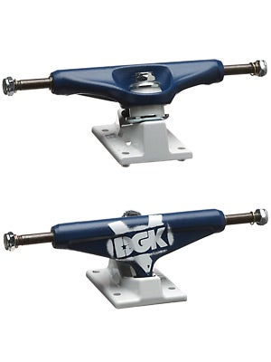 Venture x DGK Low 5.0 Trucks Blue/White 7.75
