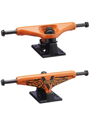 Venture Wildstyle Stalk 5.0 Lo Orange/Black 7.75
