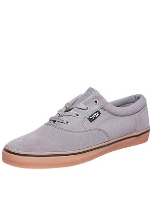 Vox Kruzer Shoes  Grey/Black/Gum
