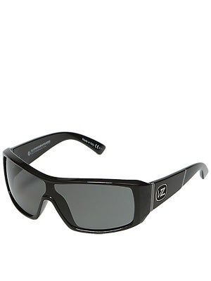 VZ Comsat  Black Gloss w/Grey Polarized Lens