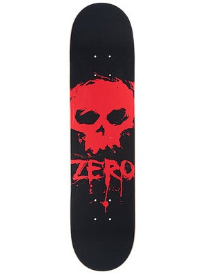 Zero Blood Skull Deck  7.5 x 31.25