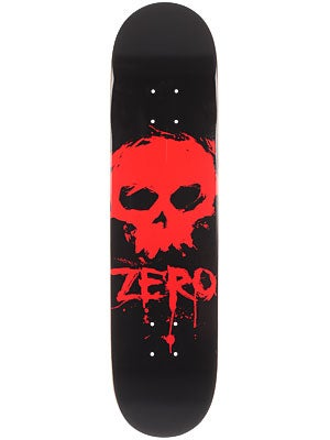 Zero Blood Skull Deck  7.625 x 31.25