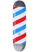 3D Gillette Barber Pole Deck 8.125 x 32.25