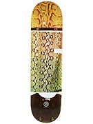 3D Gillette Snakeskin collage Deck 8.25 x 32