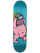 3D Bear 2.0 Blue Deck 8.375 x 32.375