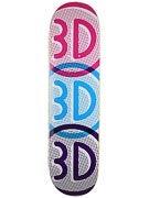 3D Logo 2 Deck 8.25 x 32