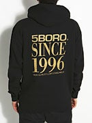 5Boro VHS Stack Pull Over Hoodie