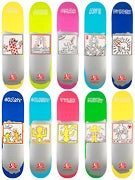 Alien Workshop X Keith Haring II Collector Decks 10Pack