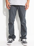 Ambig Civilian Straight Jeans  Light Black