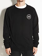 Ambig Circle Patch Crew Sweatshirt