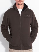 Ambig High Brow Sherpa Lined Hoodzip