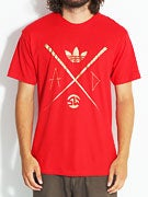 Adidas x Skate Warehouse LTD T-Shirt