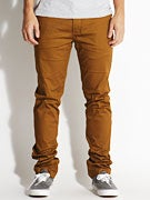 Altamont Davis Slim Chino Pants  Tobacco