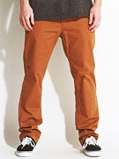 Analog AG Chino Pants  Copper