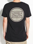 Analog Denim Co Wheel Wash T-Shirt