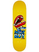 Anti Hero Roy Shatter Box Deck 8.28 x 31.7