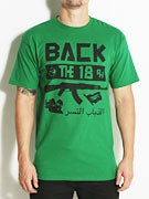 Anti Hero Back The 18 T-Shirt