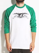 Anti Hero Basic Eagle 3/4 Sleeve T-Shirt