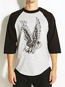 Anti Hero Flying Eagle Raglan Shirt
