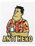 Anti Hero Todd Francis Goiter Sticker